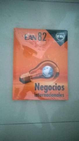 Libro Negocios Internacionales EAN Nuevo