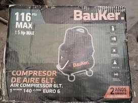 Compresor Bauker