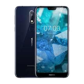Nokia 7.1 libre nuevo