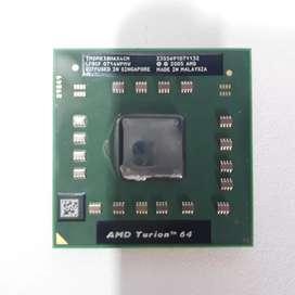 Procesador AMD Turion 2.2ghz s1g1 tmdmk38hax4cm lfbcf