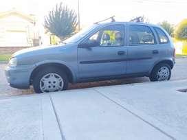CorsaGL 1.6 ,5 puertas mid 2001 nafta/gas