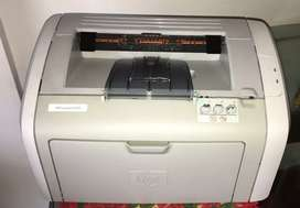 Impresora hp 1020