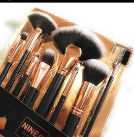 Set Brochas Maquillaje X 8