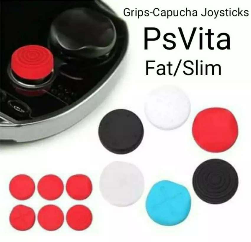 Protector Analogo Grips para PS VITA  $ 8.000 c/u 0