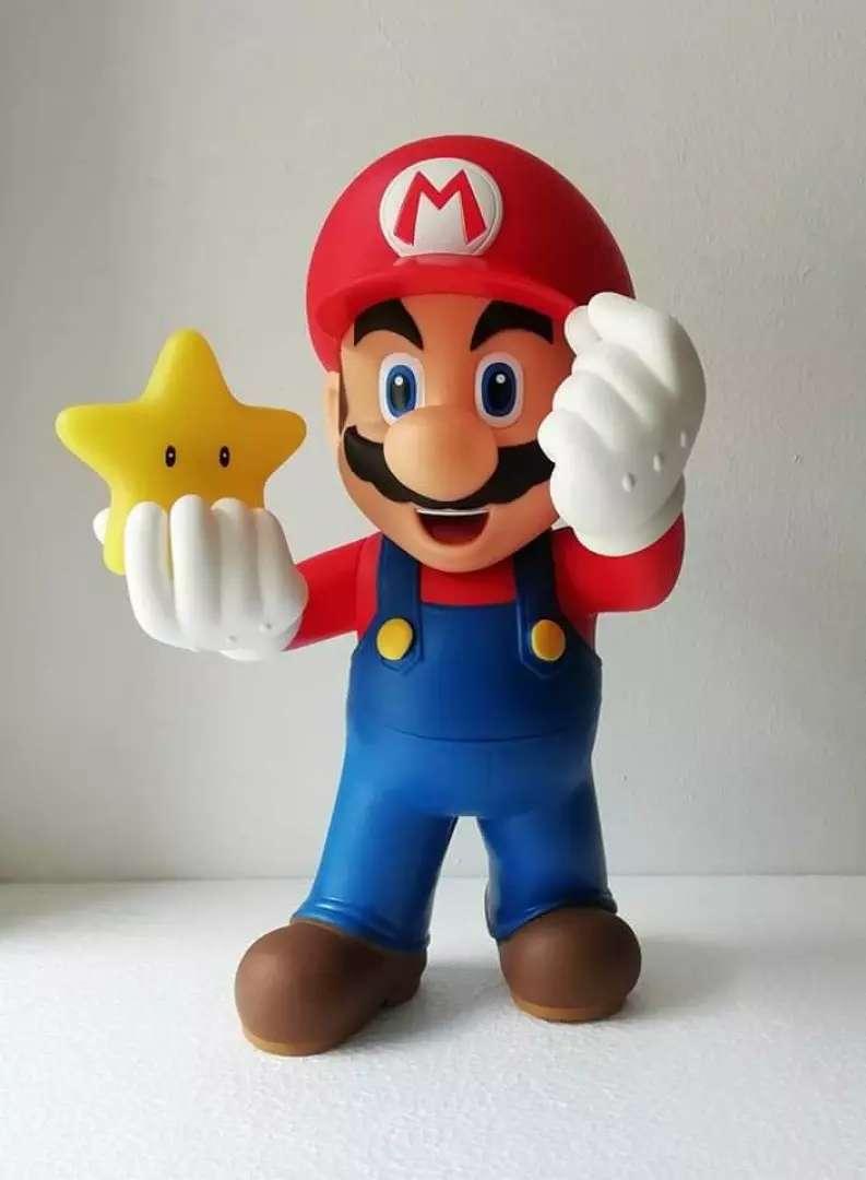 Muñeco Mario Bross 30 cm 0