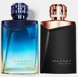 2 PERFUMES MAGNAT IMPERIUM + MAGNAT SELECT ESIKA