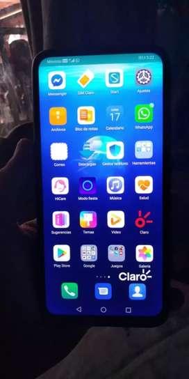Vendo Huawei y9 prime con todos sus accesorios