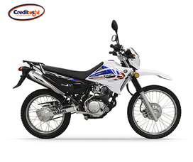 Moto Yamaha XTZ 125cc (2021)