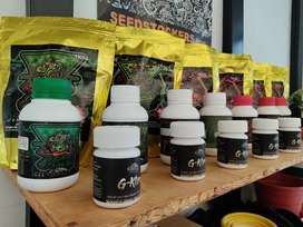 Fertilizantes y enmiendas orgánicas