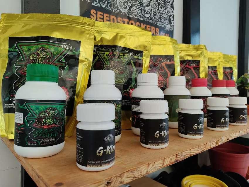 Fertilizantes y enmiendas orgánicas 0
