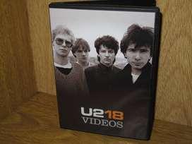 U2 - U218 Videos - DVD 2006