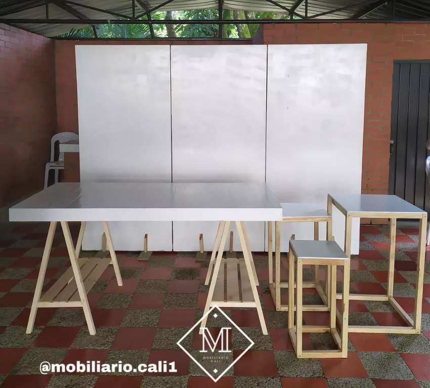 Alquiler de mobiliario para decoración mobiliario.cali1 0