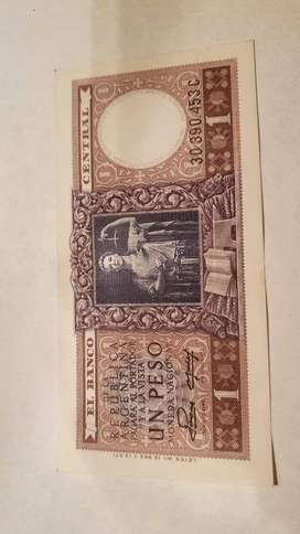 Billetes antiguos varios