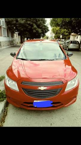 Chevrolet Onix 2016; 33.000 Kms.