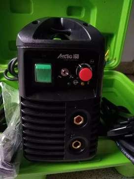 Indura Arctig 160 20khz Arco manual y Tig