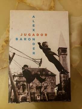 """Vendo Libro """"Jugador"""" de Alexander Baron Usado"""