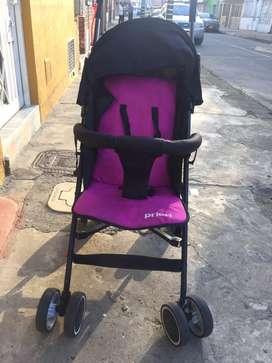 Coche paseador para bebé, marca Priori