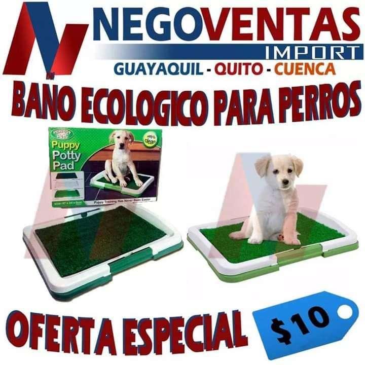 BAÑO ECOLÓGICO PARA PERROS OFERTA 10,00 0