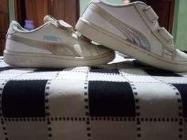 Zapatillas Puma (cuero)