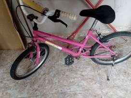 Vendo bicicleta R 14