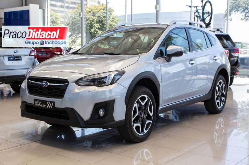 Subaru Xv 2.0 Cvt Dynamic 0