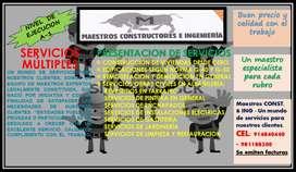 MAESTROS CONSTRUCTORES EN GENERAL. 9&14840440