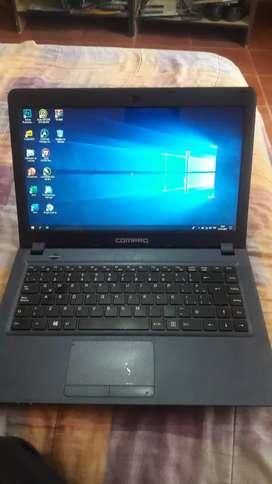 Notebook Compaq Presario 21 core i3