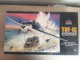 TBF-1C Avenger Accurate Miniatures | No. 3403 | 1:48