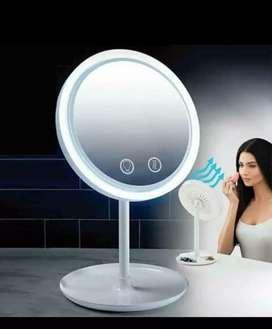 Lámpara con ventilador