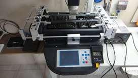 Maquina de REEBALLING HONTON R490