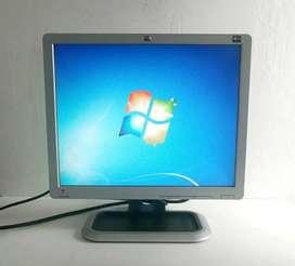 Computador de mesa marca cpu dell optiplex 780 y monitor hp L1710