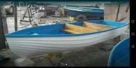 Vendo canoas en fibra de vidrio