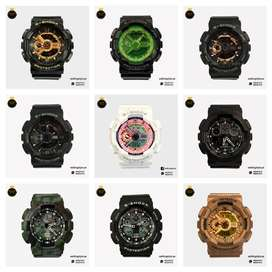 Reloj Casio Gshock Ga110 importado al x mayor