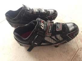 Zapatillas ciclismo Garneau