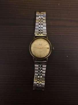 Reloj hei-fi original antiguo