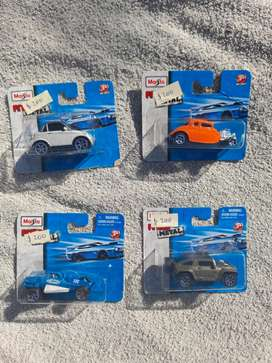 Autos de coleccion originales
