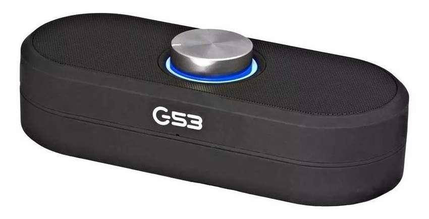 Parlante Portatil Bluetooth G53 Ag-s1 Tablet Celular 0