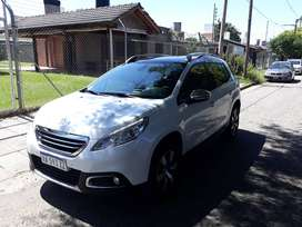 PEUGEOT 2008 THP IMPECABLE