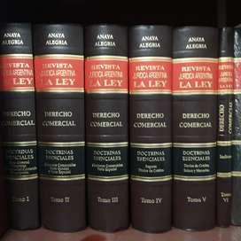 Revista Jurídica Argentina La Ley Nuevo.