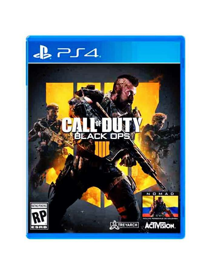 Call of Duty Black Ops 4 (Con factura, PS4)