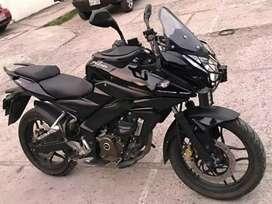 Vendo moto pulsar as200