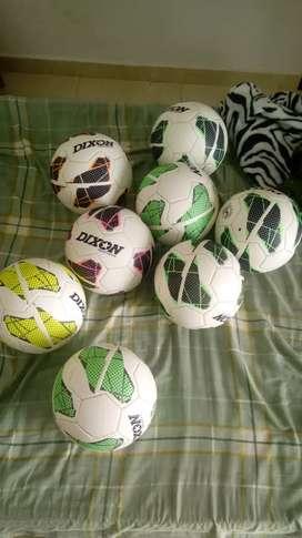 Balones de fútbol marca Dixon Size 5