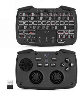Control teclado  RII
