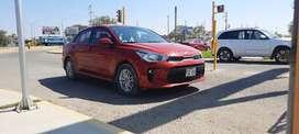 Kia rio 2018 dual gasolina /GLP Modelo Lx SPORT