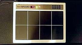 Vendo Bateria Roland Spd 20 Impecable