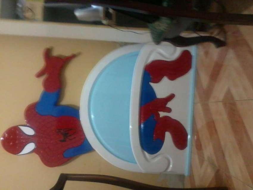 Cama Spiderman Avengers Endgame 0