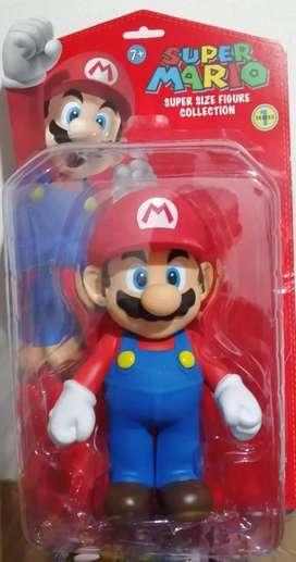 Figura de coleccion Mario bross