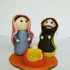 Lindos Nacimientos o pesebres de porcelana