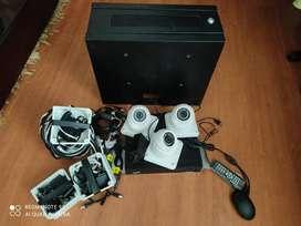 CCTV Y ALRAMA ANTIROBO