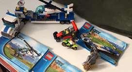 Lego city ref 60049